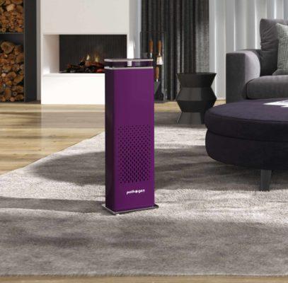 purple pathogen Uv-c lamp