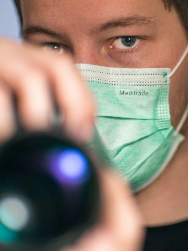 uvc air sterilisation